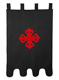 Flagge - Lilienkreuz