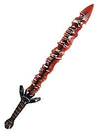 Schwert - Hellfire Polsterwaffe