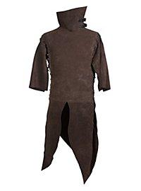 Leather Jerkin - Ranger brown