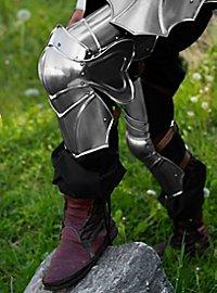 Full leg armor - Gothic style