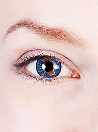 Galactic Contact Lenses