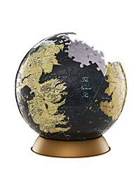 Game of Thrones - 3D Globe Puzzle Unknown World