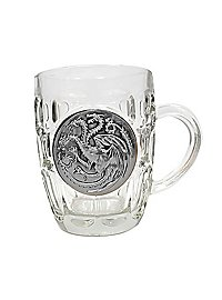 Game of Thrones - Beer glass Targaryen