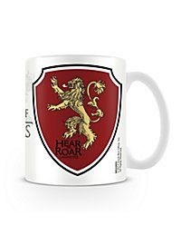 Game of Thrones - Cup of Lannister coat of arms