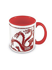 Game Of Thrones - Cup of Targaryen