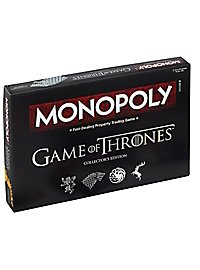 Game of Thrones - Monopoly board game (English version)