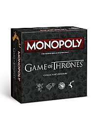 Game of Thrones - Monopoly Game of Thrones Brettspiel: Collector's Edition