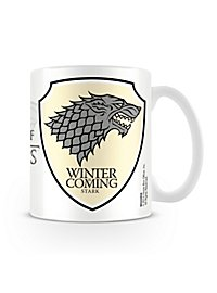 Game of Thrones - Tasse Stark Wappen