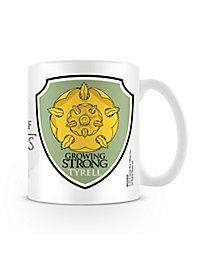 Game of Thrones - Tasse Wappen Tyrell