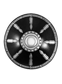 Gladiator Shield Deluxe silver Foam Weapon
