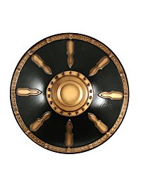 Gladiatorenschild Deluxe bronze Polsterwaffe