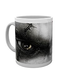 God of War - cup Kratos eyes