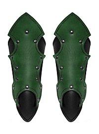 Armschienen - Wache grün