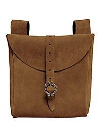 Grande sacoche de ceinture - Paysan (marron clair)