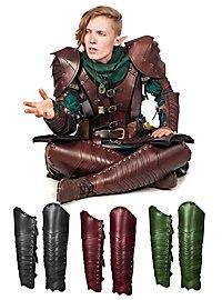 Greaves - Dragon Warrior