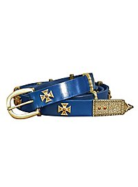 Gürtel - Sir Danved (blau)