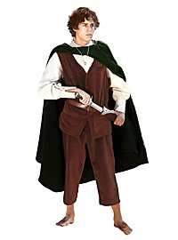 Halfling trousers - Berto, brown