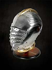 Henry VIII Jousting Helmet The Tudors