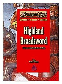 Highland Broadsword