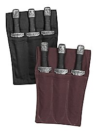 Holder for 3 Throwing Knives - Kerria