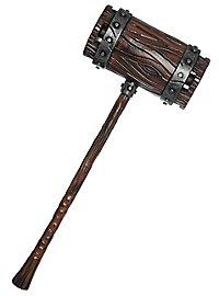 Holzhammer - Brummschädel Polsterwaffe
