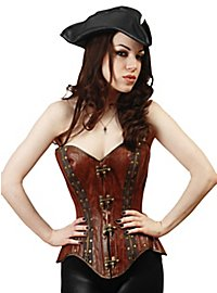 Hourglass Corset Pirate