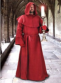 Mönchskutte - Dominus, rot