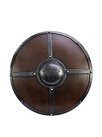 Ironshood Shield - Wood - ø60 cm