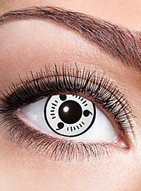 Itachi Manga Kontaktlinse mit Dioptrien