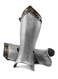 Jambieres d`armure PU - Gardien