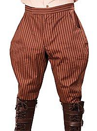 Jodhpur Trousers - striped