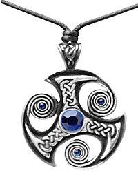 Keltischer Druide Kette