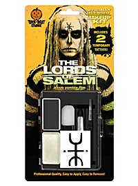 Kit maquillage capitaine Heidi The Lords of Salem