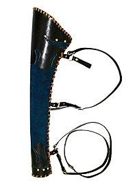 Köcher - Orel, blau-schwarz