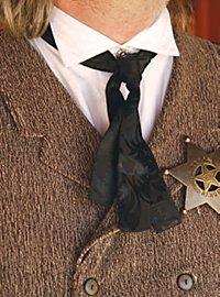 Krawattenschleife schwarz