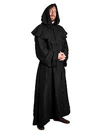 Mönchskutte - Dominus, schwarz