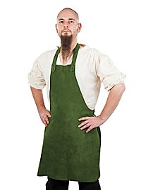 Leather Apron - Smith green