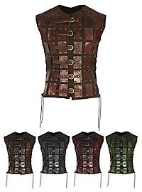 Leather Brigantine - Adventurer, short