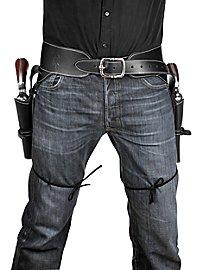 Pistol holster - double