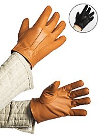 Leather gloves - Inigo