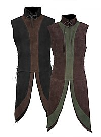 Leather jerkin - Dwarf
