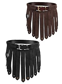 Leather Armour Skirt - Centurio