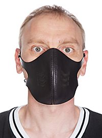 Leather Mask - Arrow
