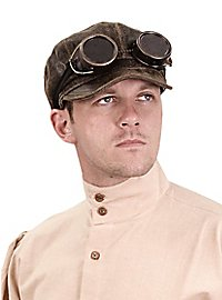 Leather cap - Timmy