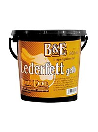 Leather grease 500 ml