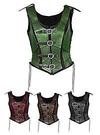 Leather Torso - She-Elf Warrior