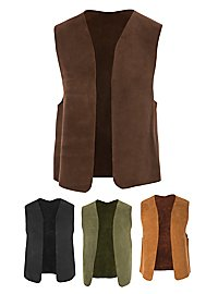 Leather Waistcoat - Journeyman