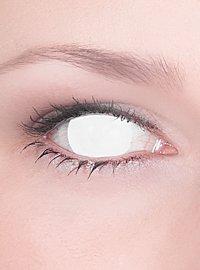 Lentilles de contact Devin aveugle