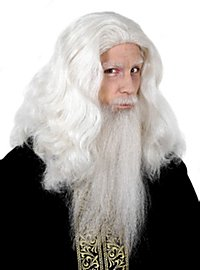 Magicien Perruque