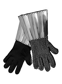 Mail gauntlets - Knight